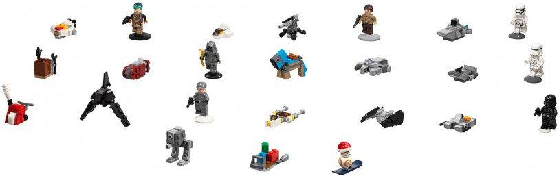LEGO 75184 Star Wars: Star Wars Adventkalender 2017