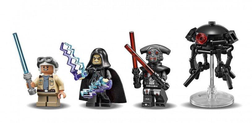 LEGO 75185 Star Wars: Tracker I