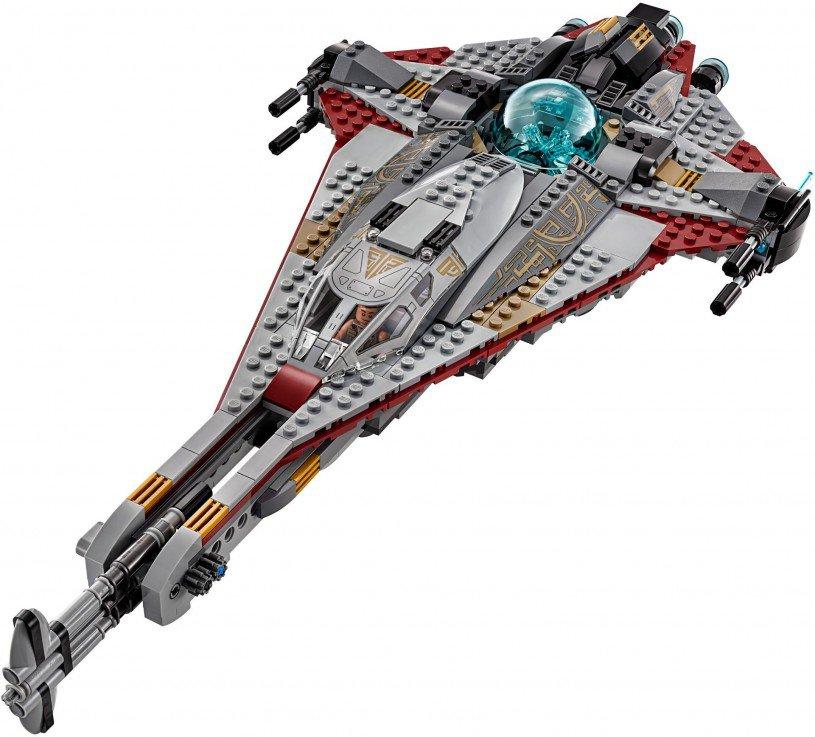 LEGO 75186 Star Wars: De Arrowhead