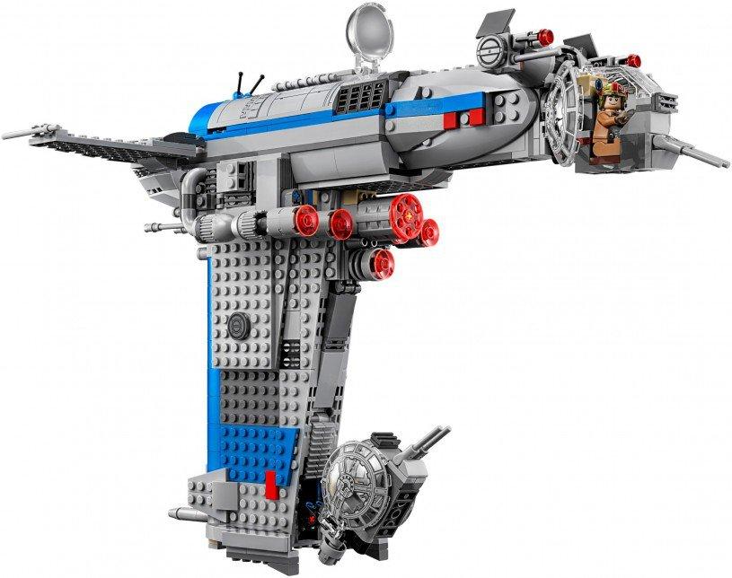 LEGO 75188 Star Wars: Verzetsbommenwerper