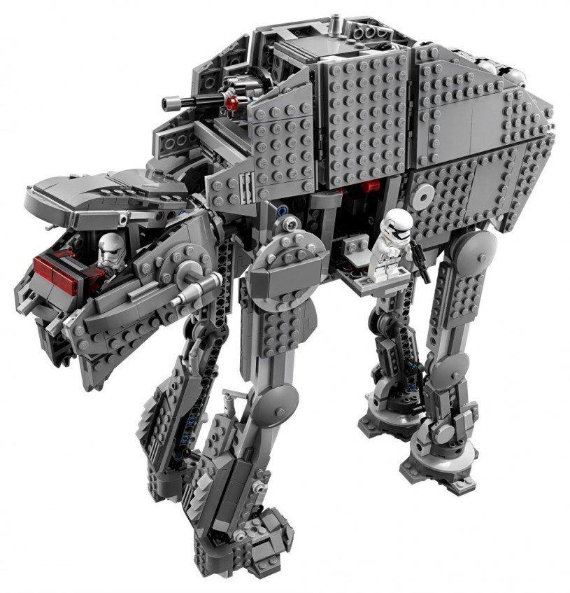 LEGO 75189 Star Wars: First Order Heavy Assault Walker
