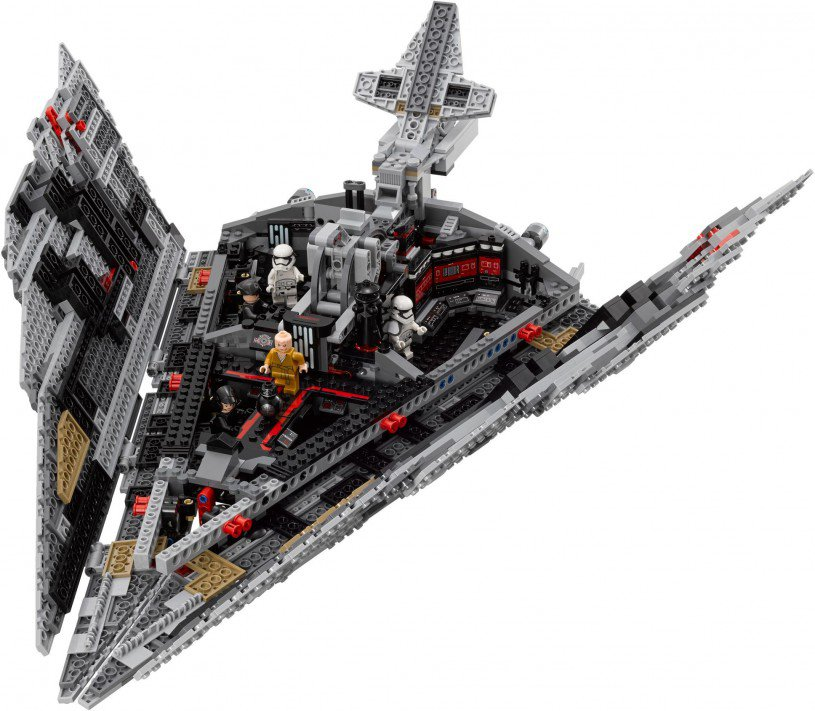 LEGO 75190 Star Wars: First Order Star Destroyer