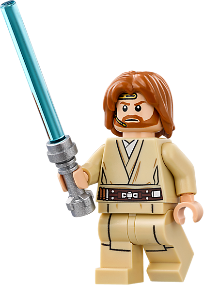 LEGO 75191 Star Wars: Jedi Starfighter met Hyperdrive
