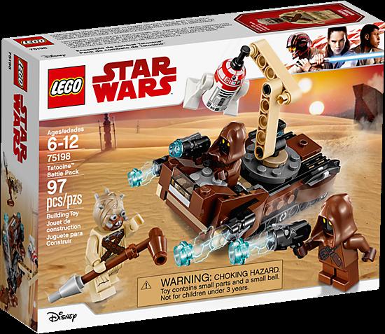 LEGO 75198 Star Wars: Tatooine Battle Pack