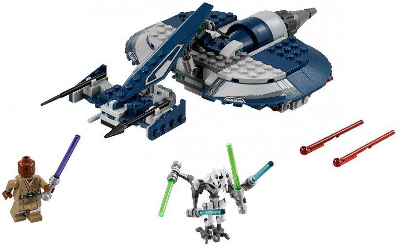 LEGO 75199 Star Wars: Gevechtsspeeder van General Grievous