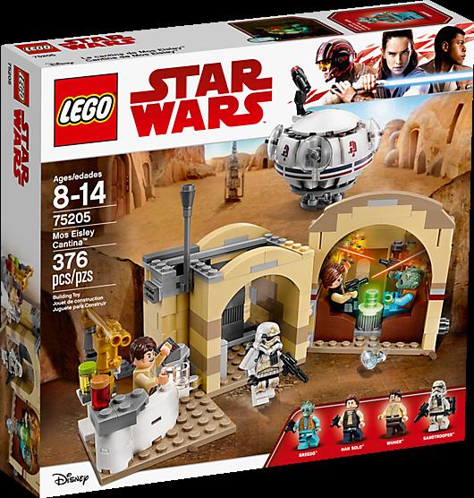 LEGO 75205 Star Wars: Mos Eisley Cantina