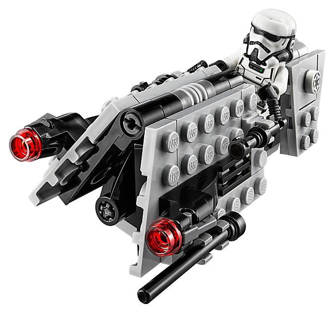LEGO 75207 Star Wars: Keizerlijke patrouille Battle Pack