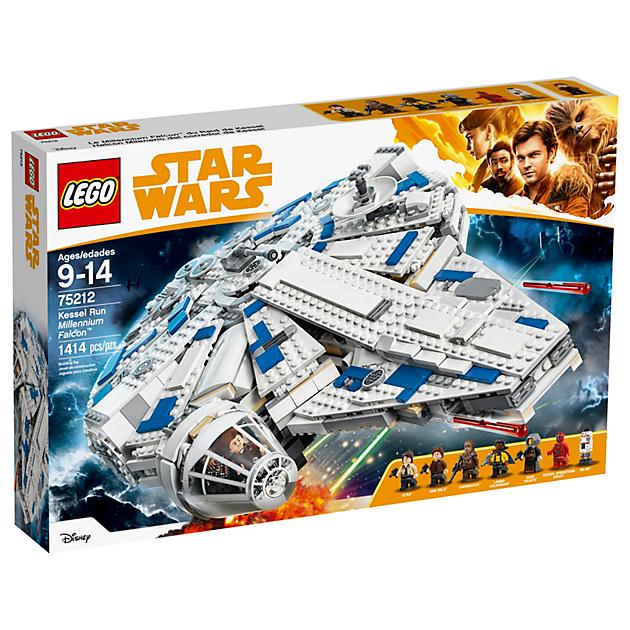 LEGO 75212 Star Wars: Kessel Run Millennium Falcon