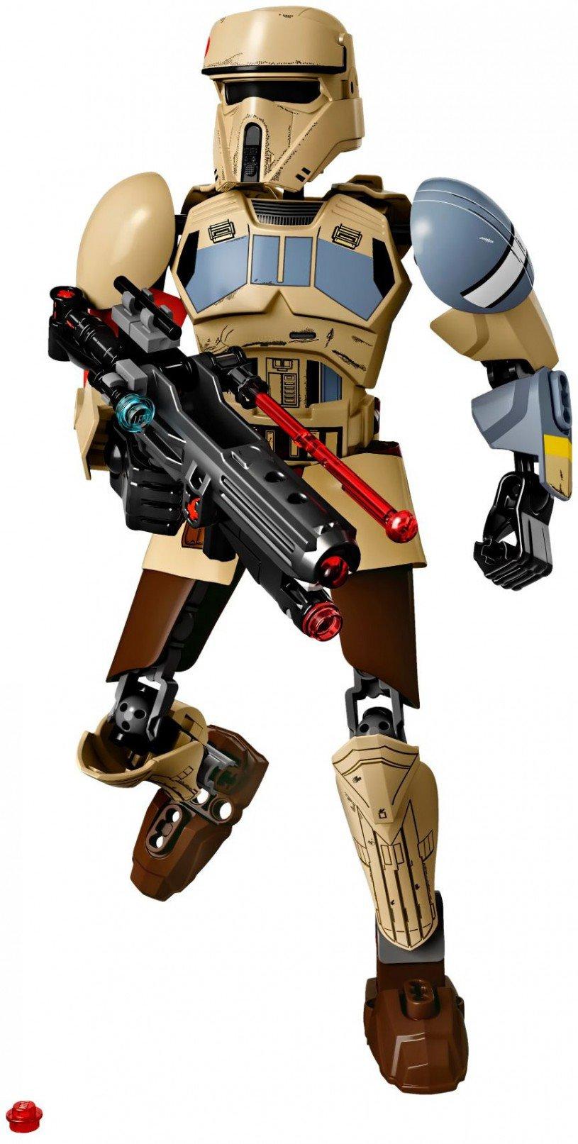 LEGO 75523 Star Wars: Scarif Stormtrooper