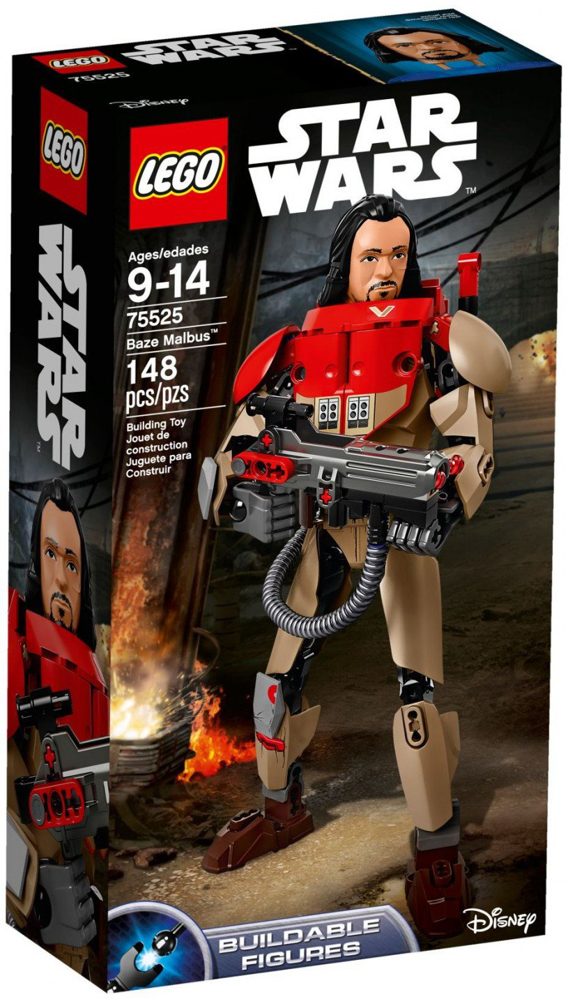LEGO 75525 Star Wars: Baze Malbus