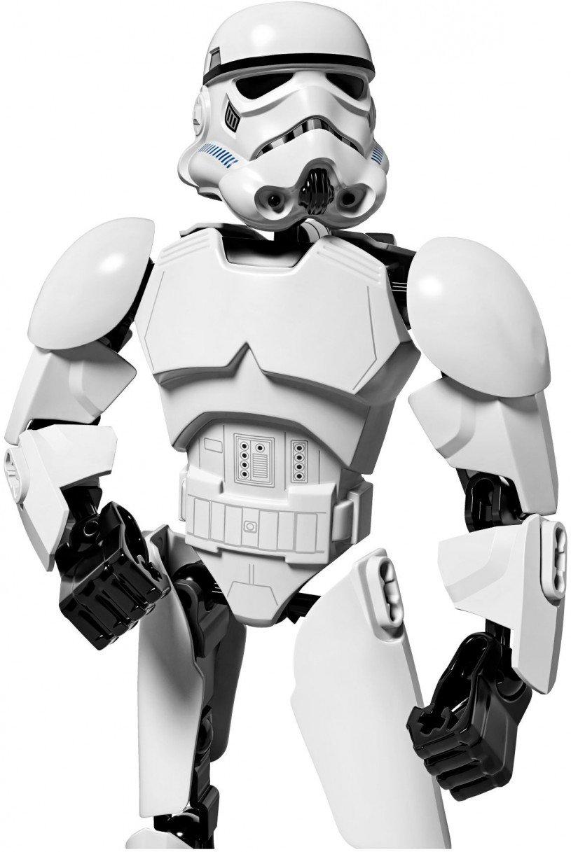LEGO 75531 Star Wars: Stormtrooper Commander