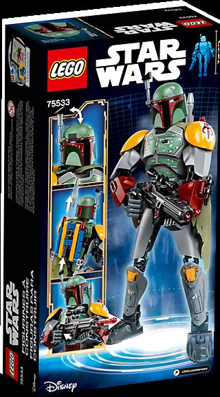 LEGO 75533 Star Wars: Boba Fett