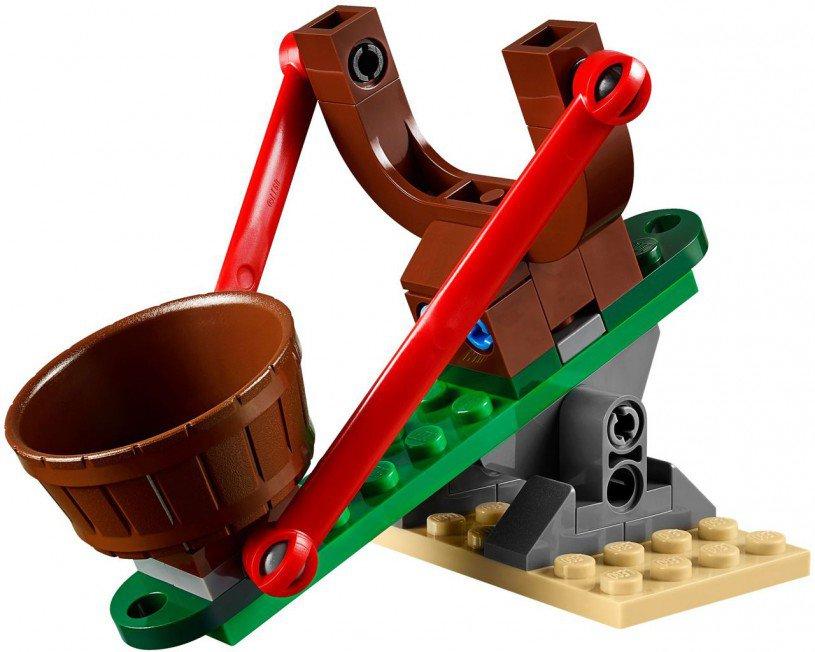 LEGO Angry Birds Het Kasteel van Koning Pig 75826
