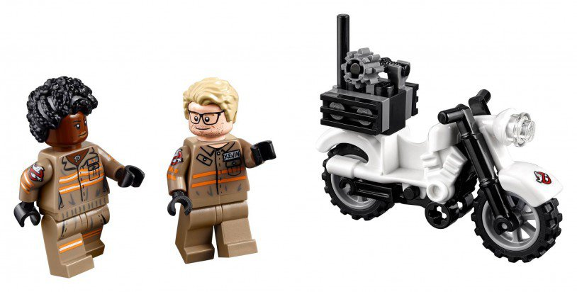 LEGO 75828 Ghostbusters Ecto-1 & 2