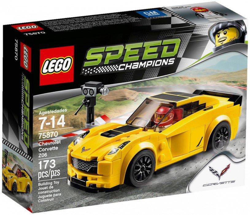 Lego Auto 75870 Kopen Chevrolet Corvette Z06