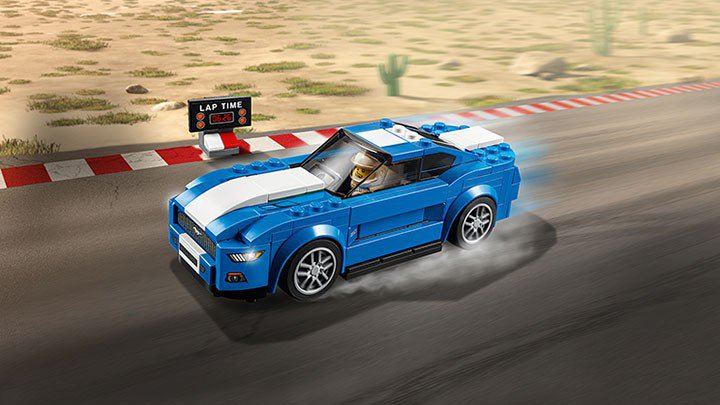 LEGO Auto Ford Mustang GT 75871