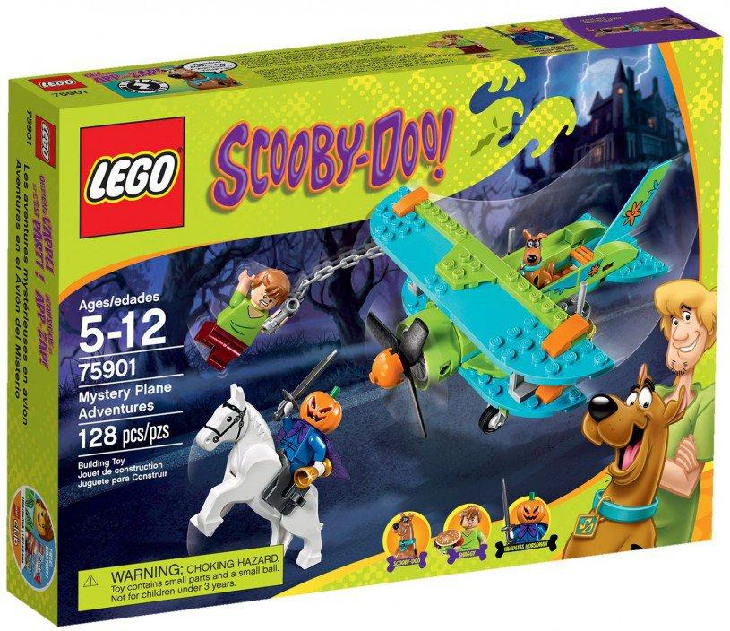 LEGO 75901 Scooby-Doo - Mysterie-vliegtuig avonturen