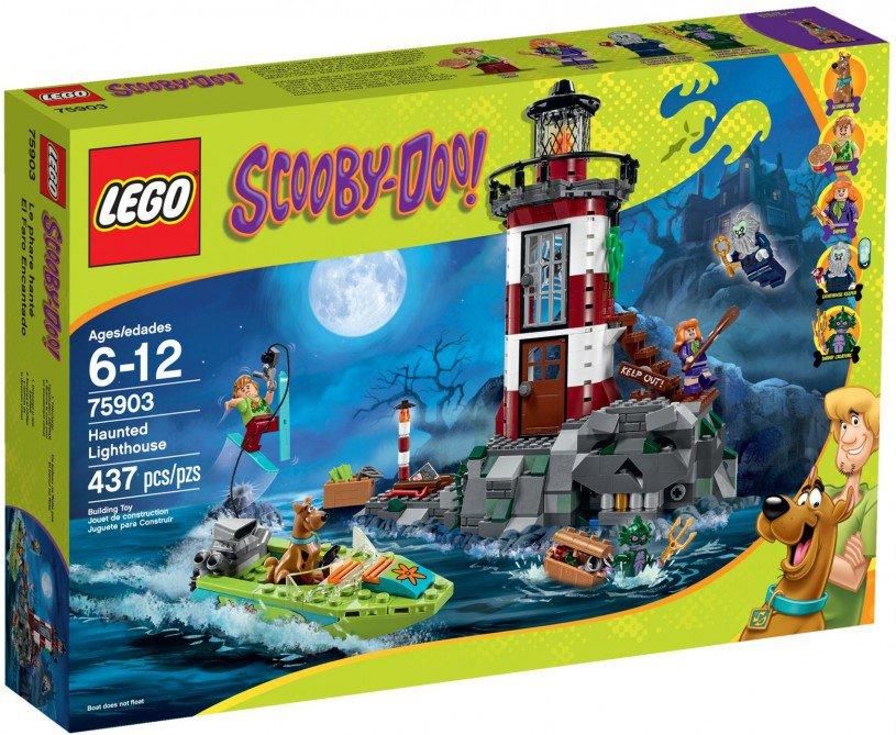 LEGO Scooby-Doo Spookvuurtoren 75903