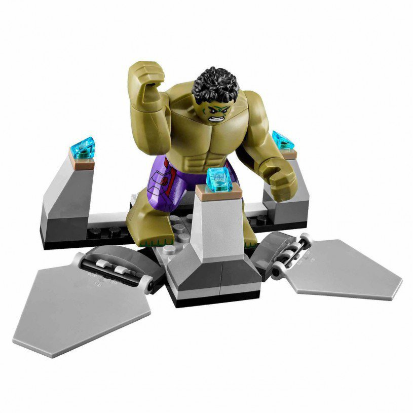 LEGO Marvel Super Heroes - The Hulk Buster Smash 76031