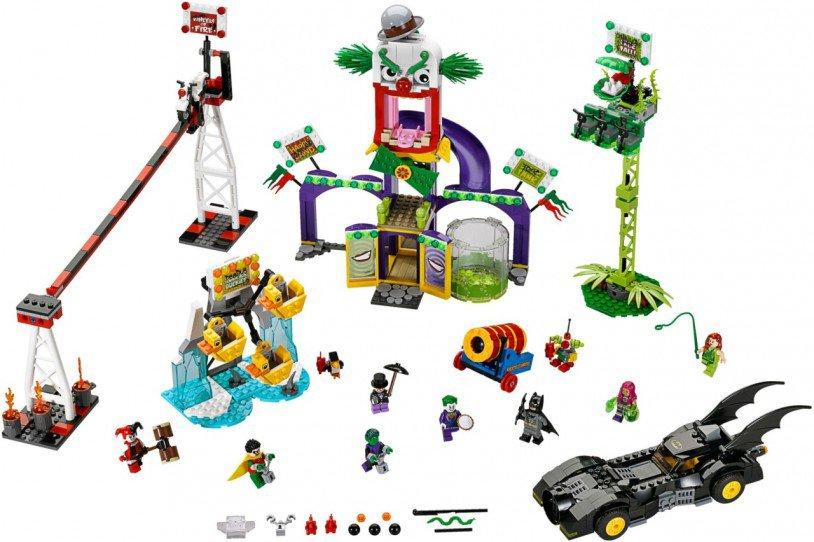 LEGO Super Heroes Jokerland 76035
