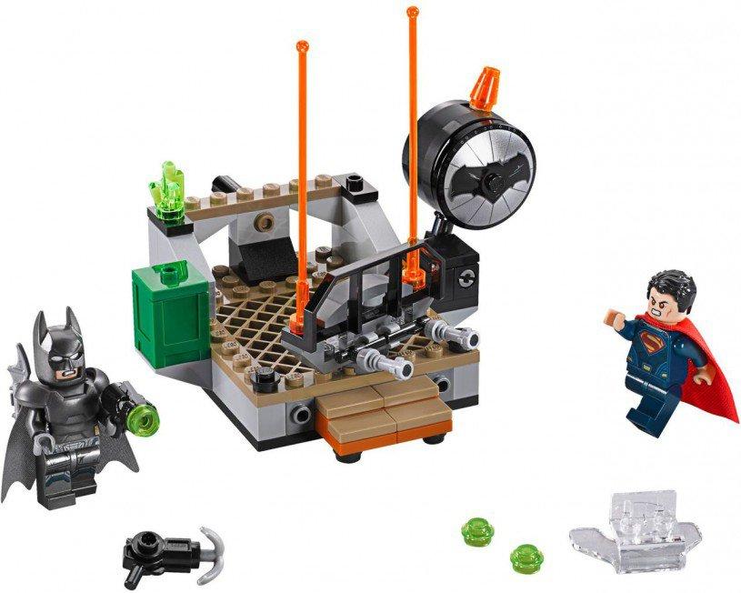 LEGO Super Heroes Het Duel van Helden: Batman vs Superman 76044