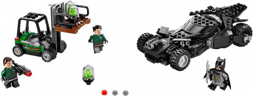LEGO kryptoniet onderschepping 76045