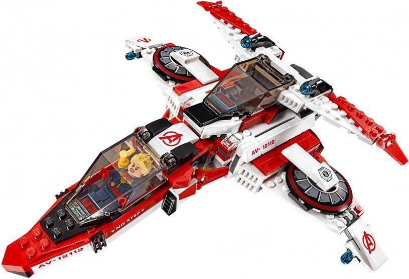 LEGO Super Heroes Avenjet ruimtemissie 76049
