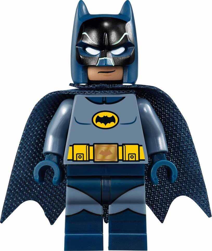 Lego Minifigure Batman