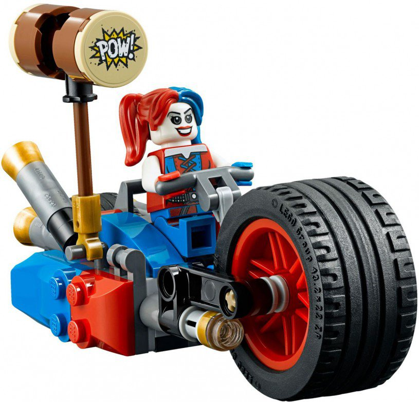 LEGO Batman Gotham City Motorjacht 76053