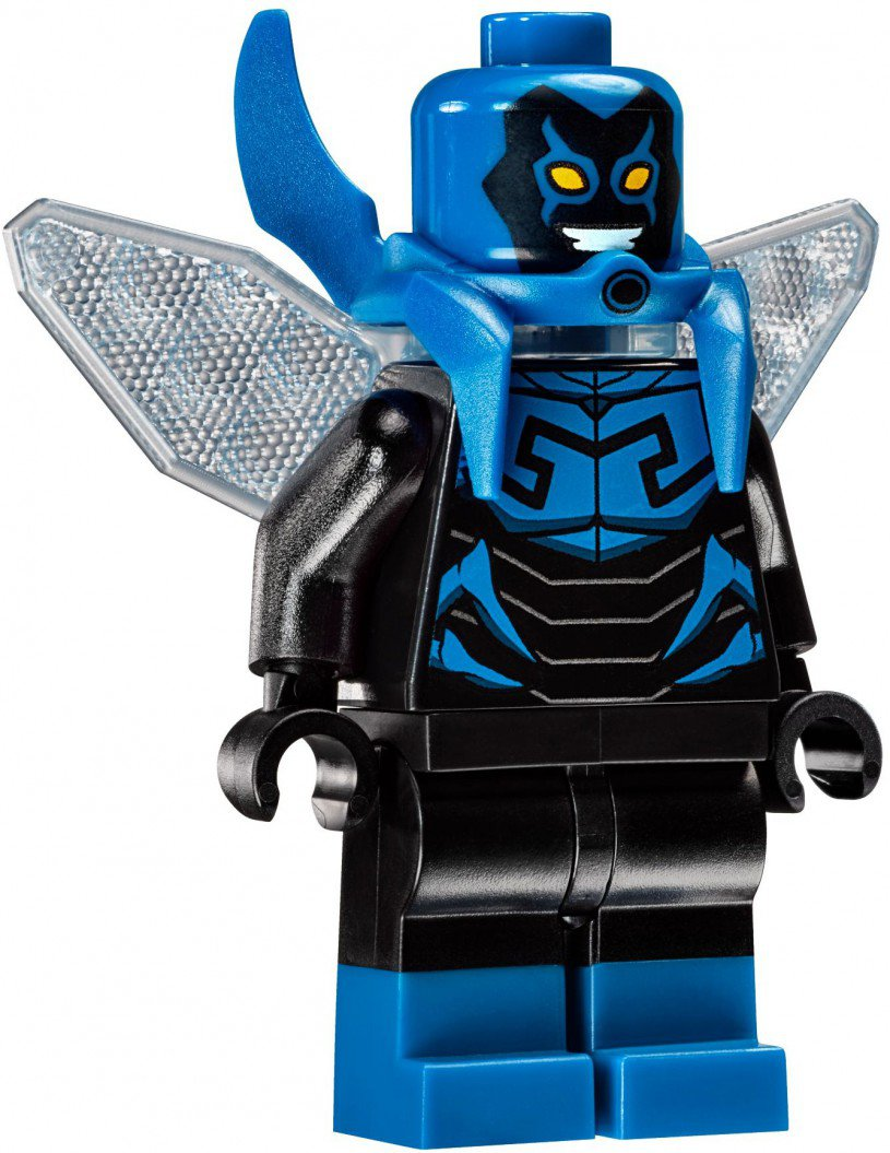 LEGO 76054 Super Heroes: Scarecrow: Fearful Harvest