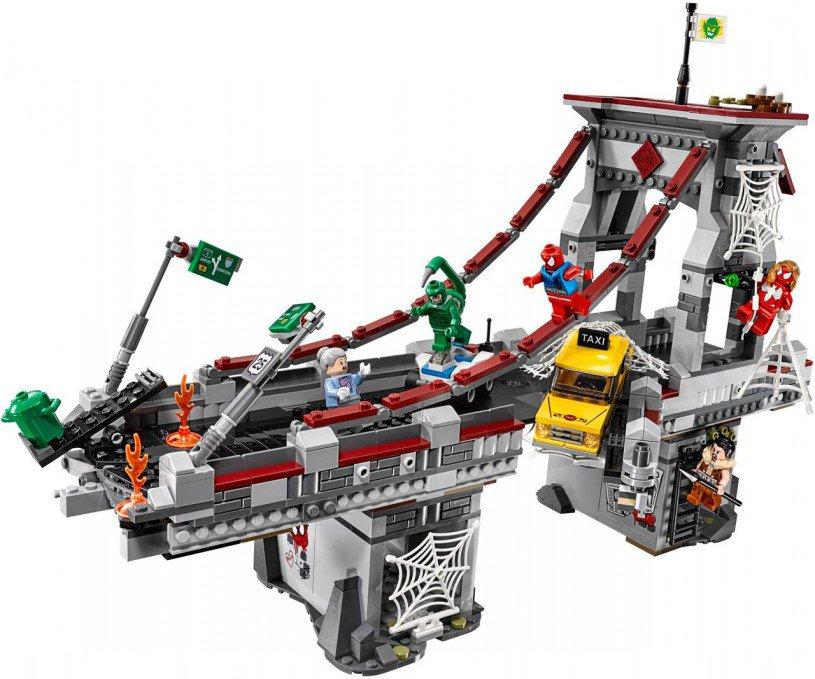 LEGO Super Heroes Spider-Man: Ultiem brugduel 76057