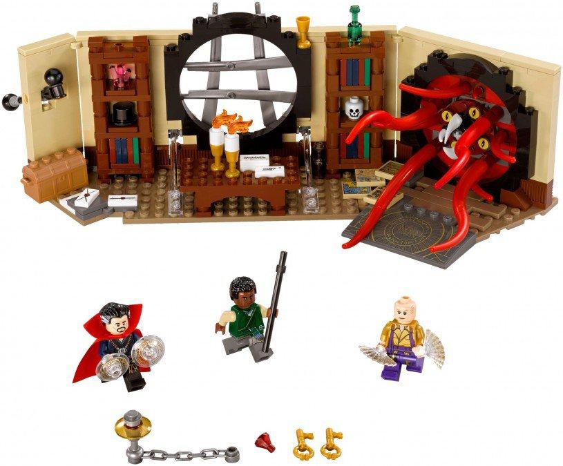 LEGO Doctor Strange's Sanctum Sanctorum 76060