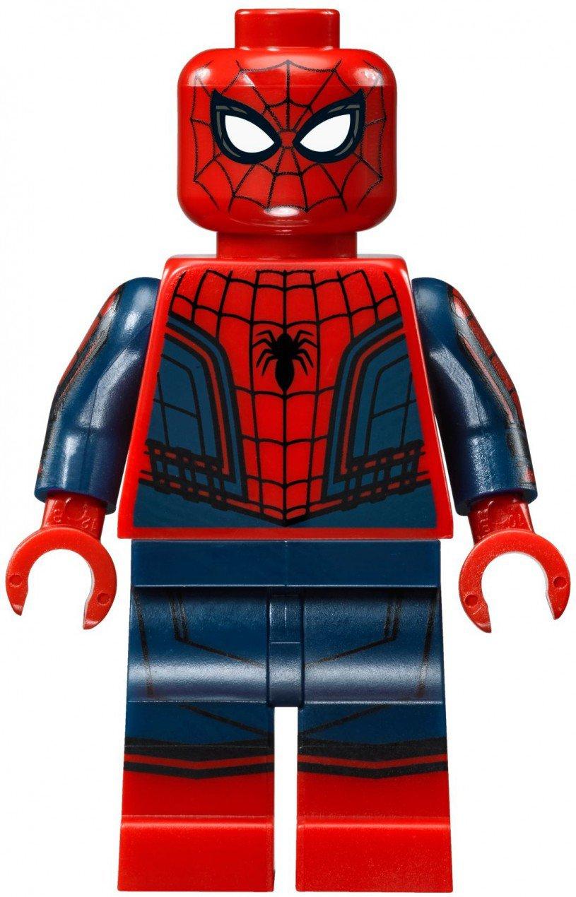 LEGO 76067 Super Heroes Spider-Man Tankwagen tegenslag