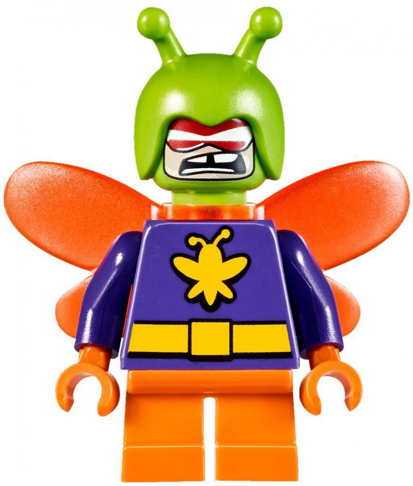LEGO 76069  Mighty Micros: Batman™ vs. Killer Moth™