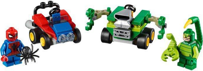 LEGO 76071 Mighty Micros: Spider-Man vs. Scorpion