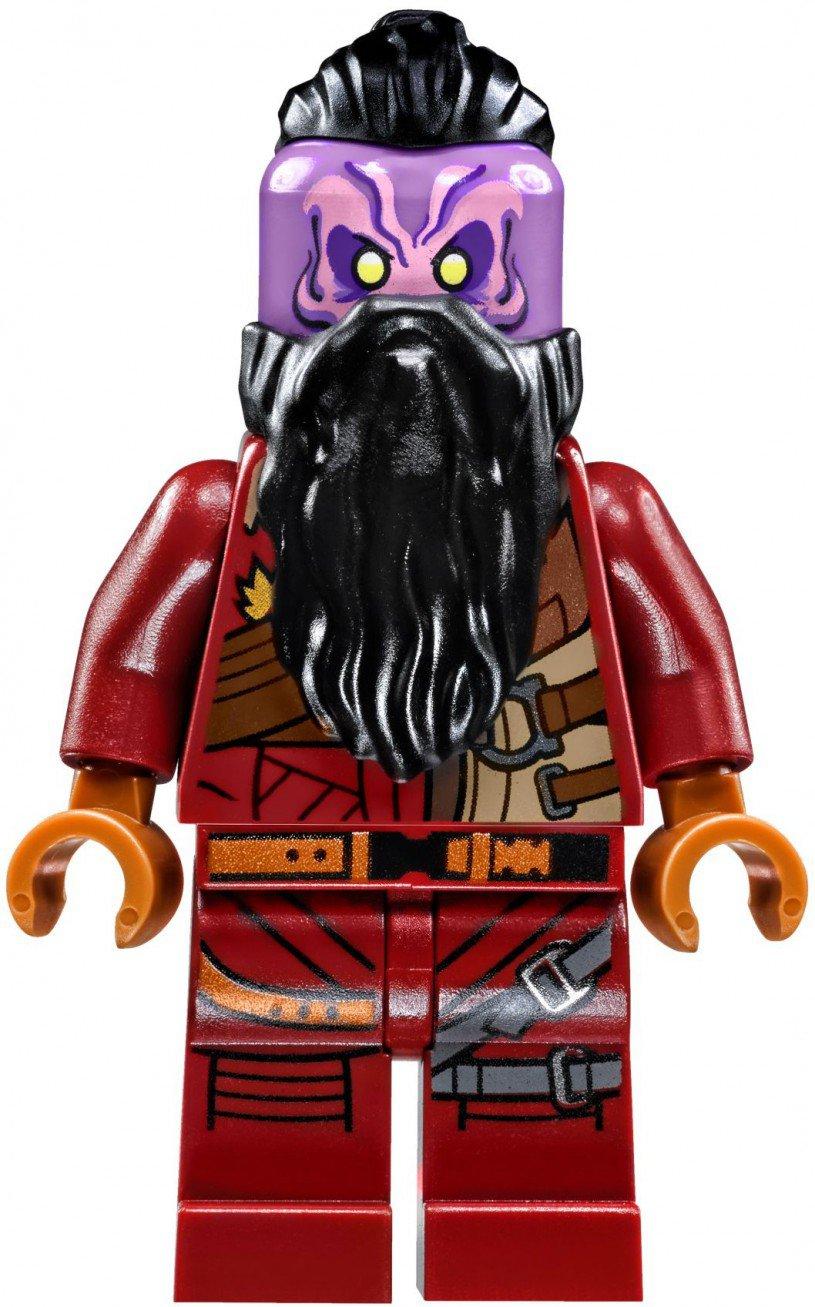 LEGO 76079 Minifigure Taserface