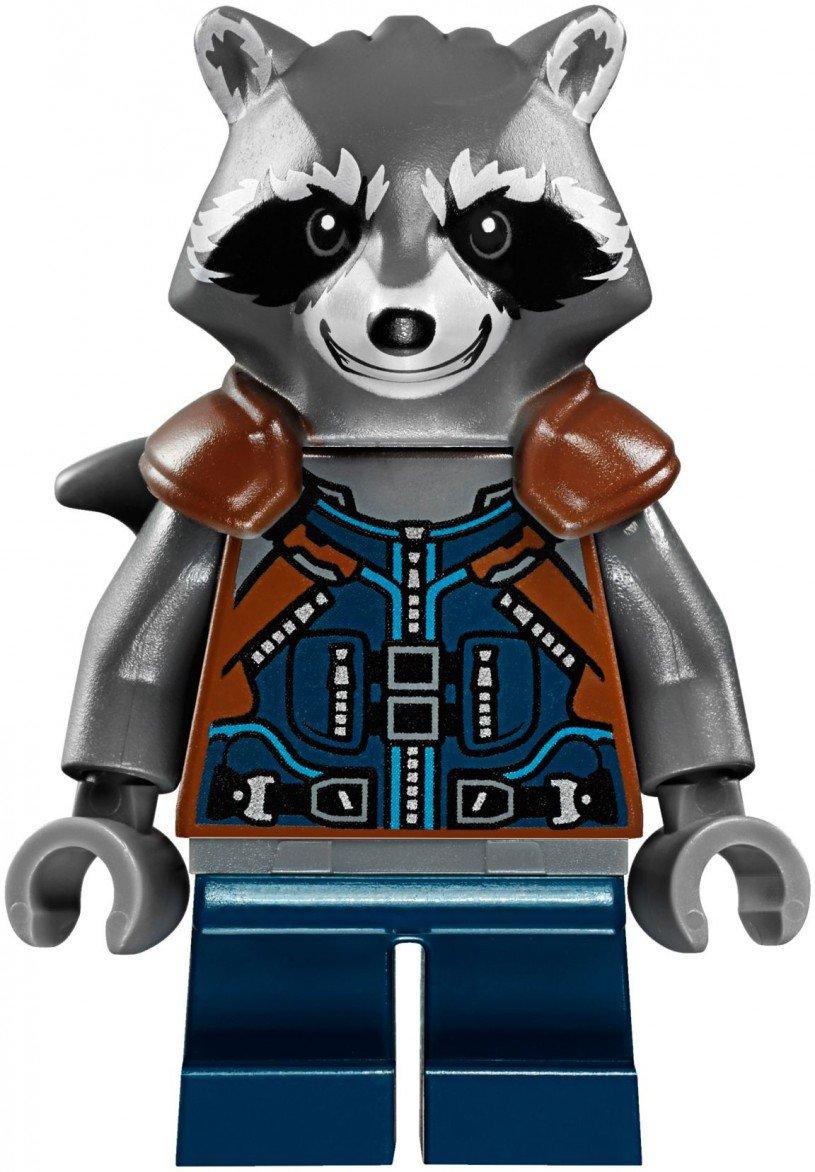 LEGO 76079 Minifigure Rocket Raccoon