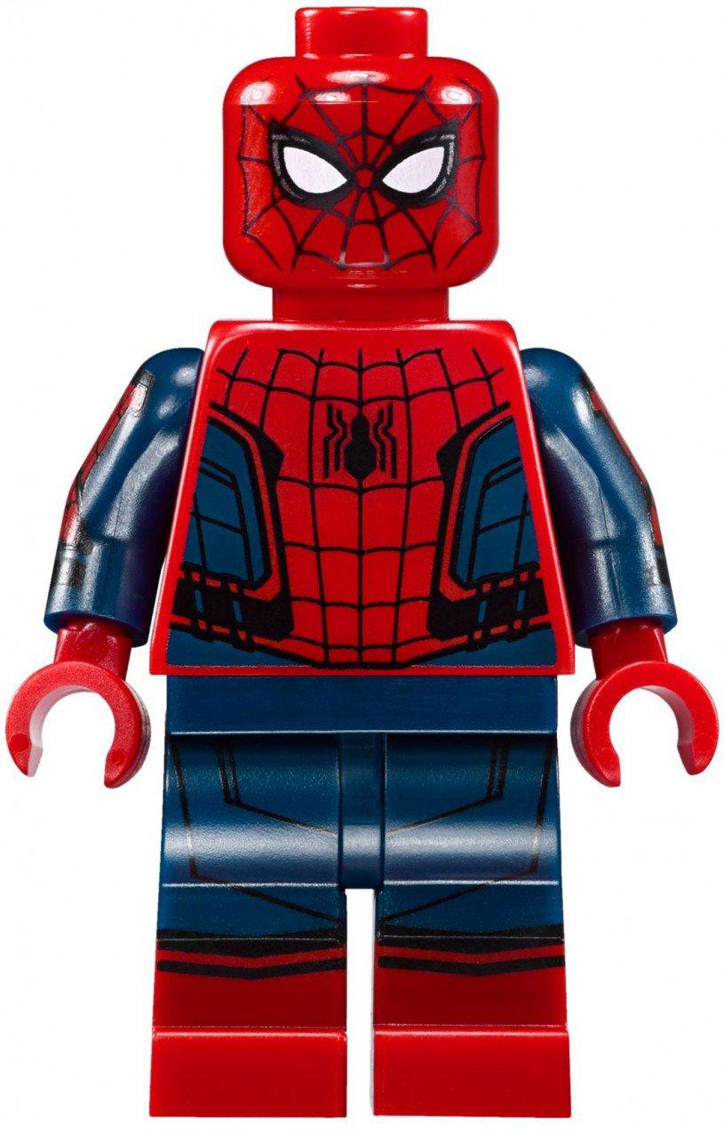 LEGO 76082 Super Heroes: Spiderman Geldautomaat duel