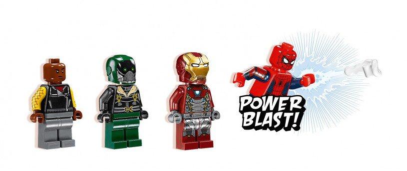 LEGO 76083 Super Heroes: Pas op voor Vulture