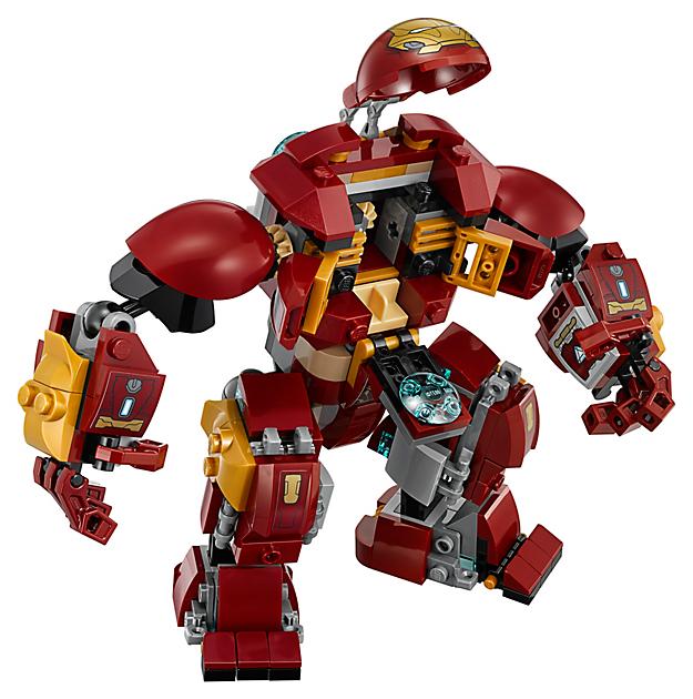 LEGO 76104 Super Heroes: Het Hulkbuster duel