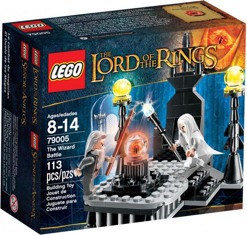 LEGO The Lord of the Rings Duel van de tovenaars 79005