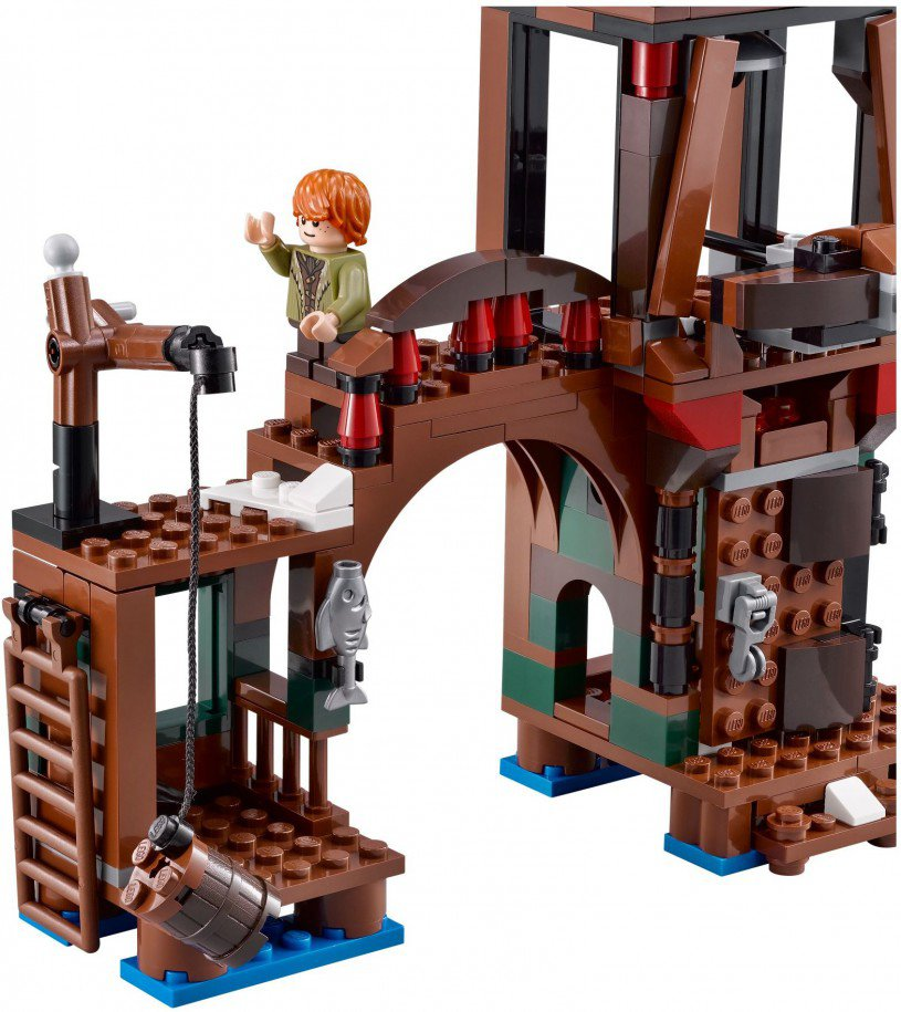 LEGO The Hobbit Aanval op Meerstad 79016