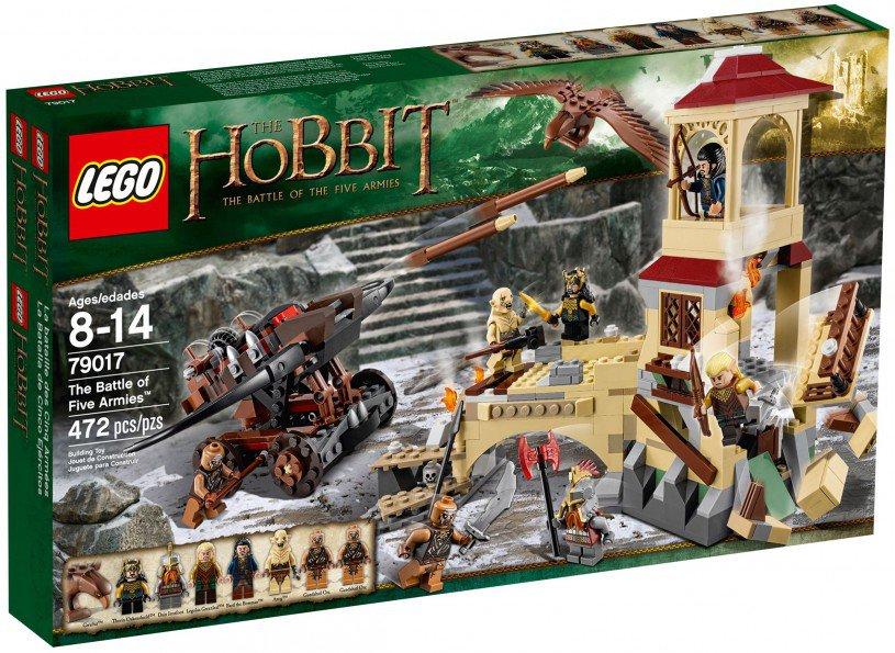 LEGO The Hobbit De Slag der Vijf Legers 79017