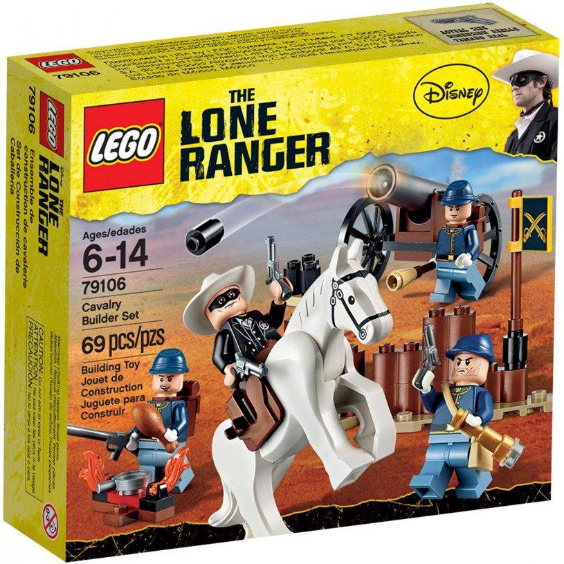 LEGO The Lone Ranger Cavalerie Bouwset 79106