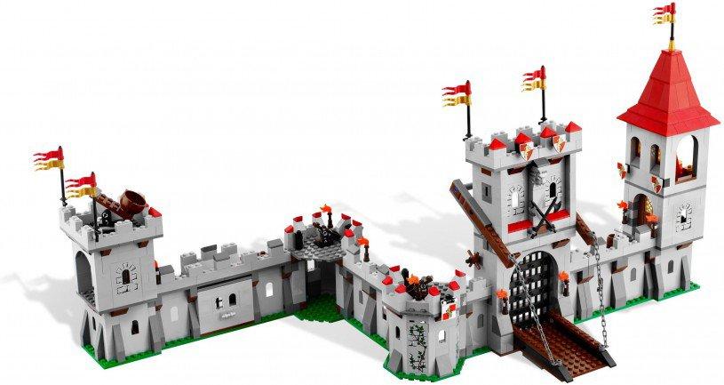 LEGO 7946 Castle: King's Castle