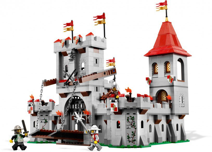 LEGO 7946 Castle: King's Castle