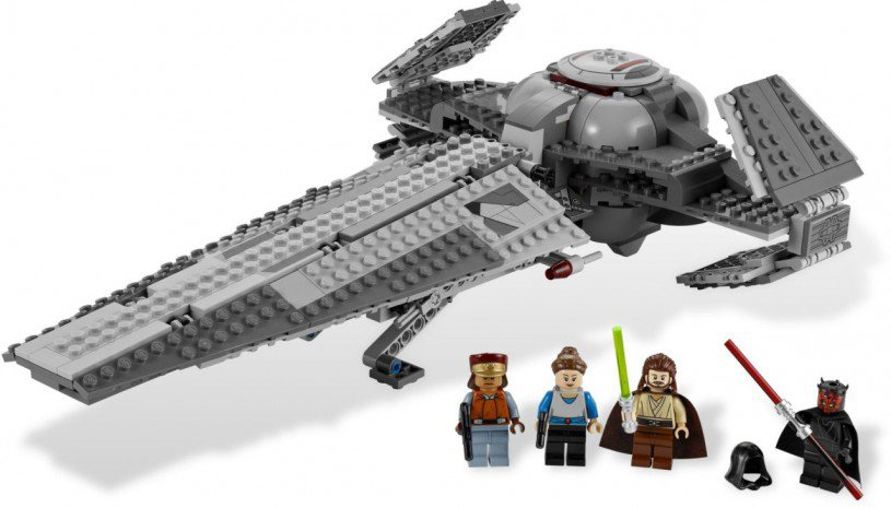 LEGO Star Wars - Darth Maul's Sith Infiltrator - 7961