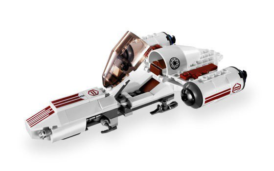 LEGO Star Wars - Freeco Speeder 8085