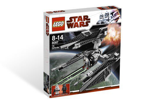 LEGO Star Wars - Tie Defender - 8087