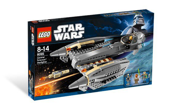 LEGO Star Wars - General Grievous' Starfighter 8095